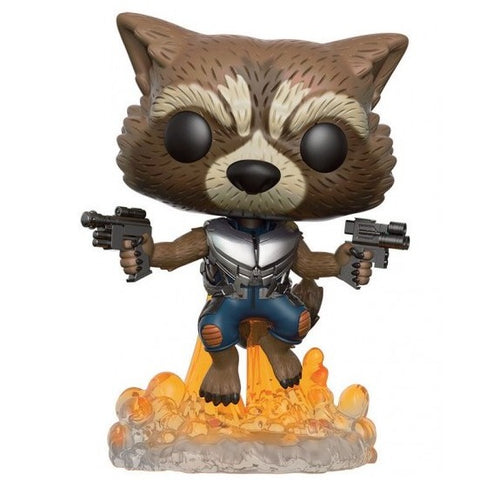 Funko Pop! Marvel Guardianes de la Galaxia Vol. 2 Rocket