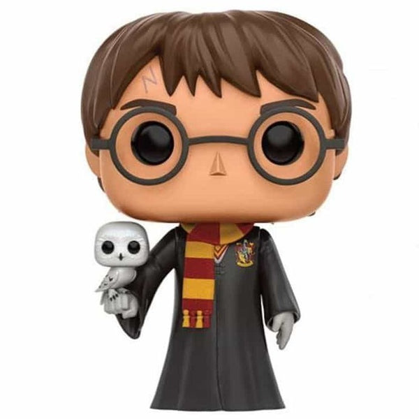 Funko Pop! Harry Potter con Hedwig