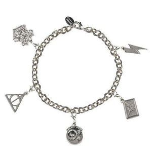 Pulsera con charms Harry Potter Iconos