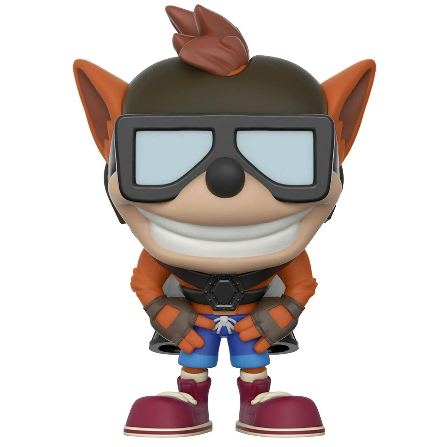 Funko Pop! Games Crash Bandicoot with Jet Pack (Special Edition)