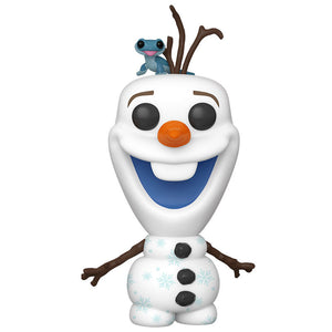Funko Pop! Disney Frozen 2 Olaf with Bruni
