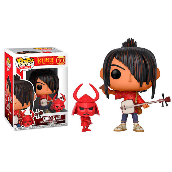 Funko Pop! Movies Kubo & Little Hanzo