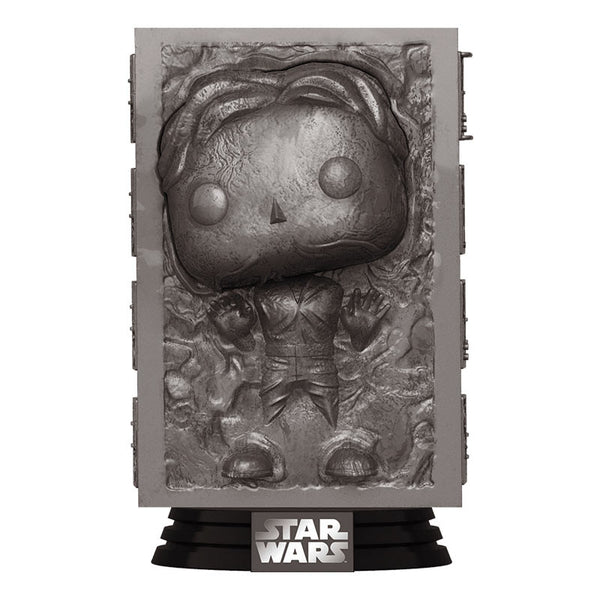 Funko Pop! Star Wars Han Solo (Carbonite)