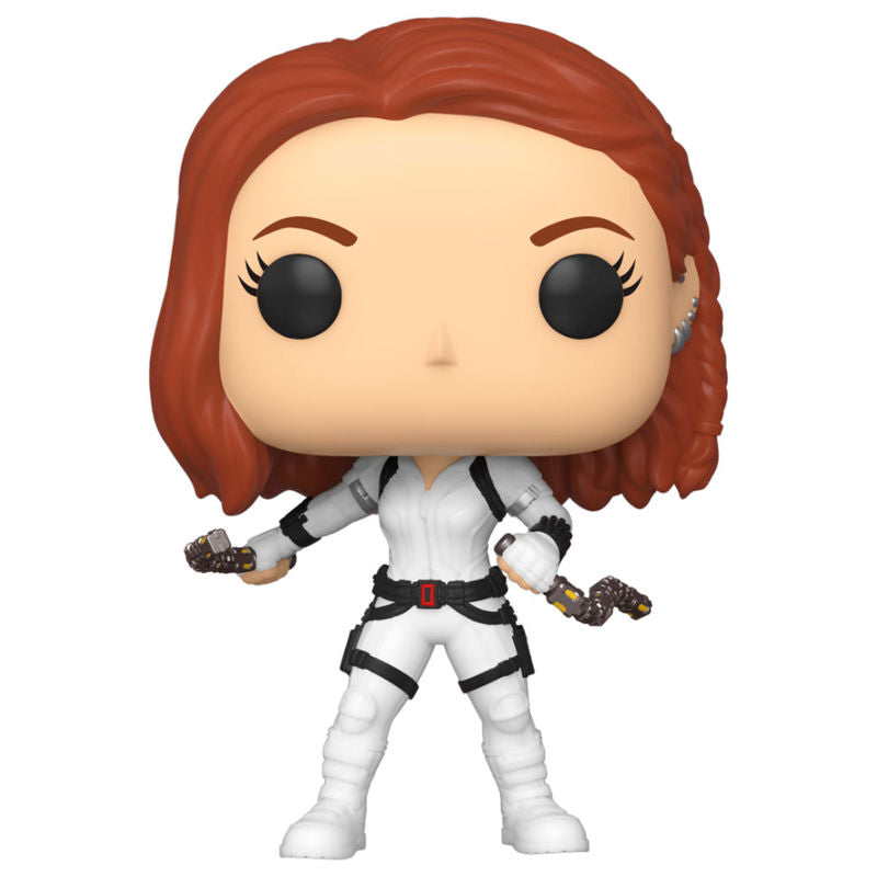 Funko Pop! Marvel Black Widow White Suit
