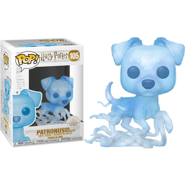 Funko Pop! Harry Potter Patronus Ron Weasley