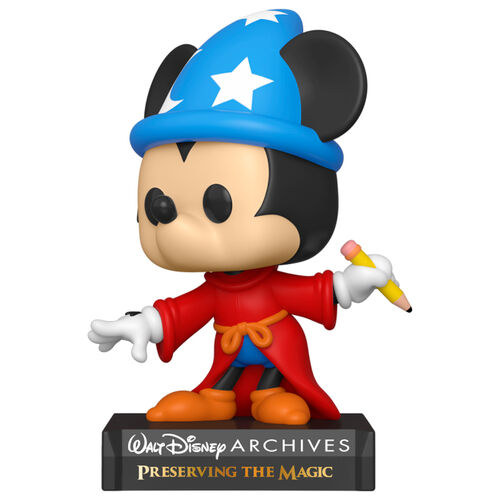 Funko Pop! Walt Disney Archives Sorcerer Mickey