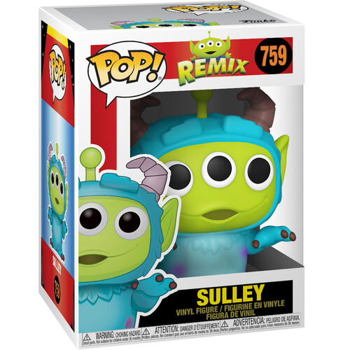 Funko Pop! Disney Pixar Alien Remix Sulley