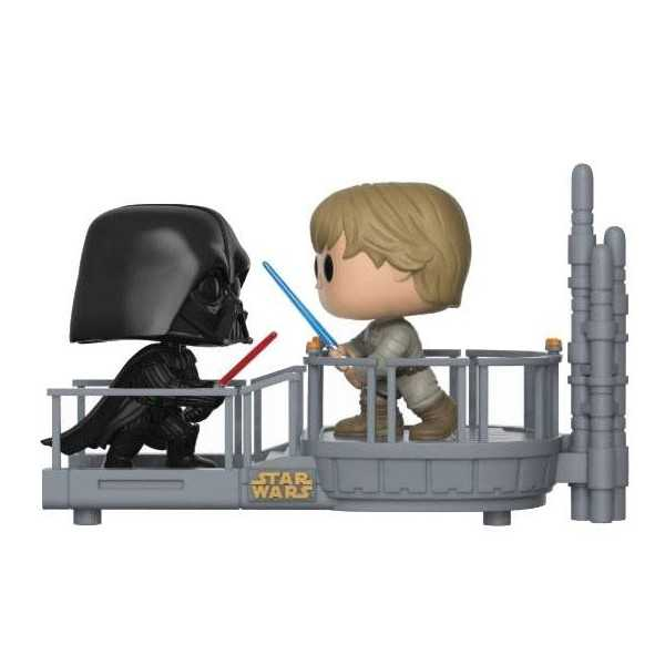Funko Pop! Star Wars Movie Moments Cloud City Duel (Exclusive)