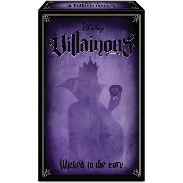 Villainous: Wicked to the Core Juego de mesa