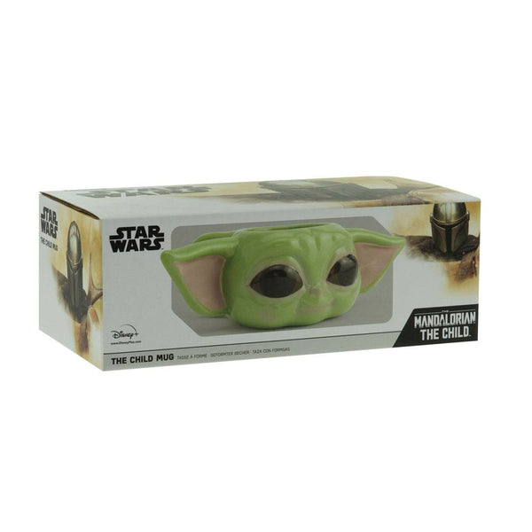 Taza 3D Star Wars The Mandalorian The Child