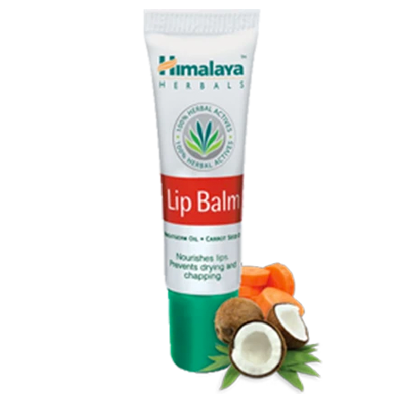 Himalaya Lip Balm - Total Protection from Dryness & Chapped Lips