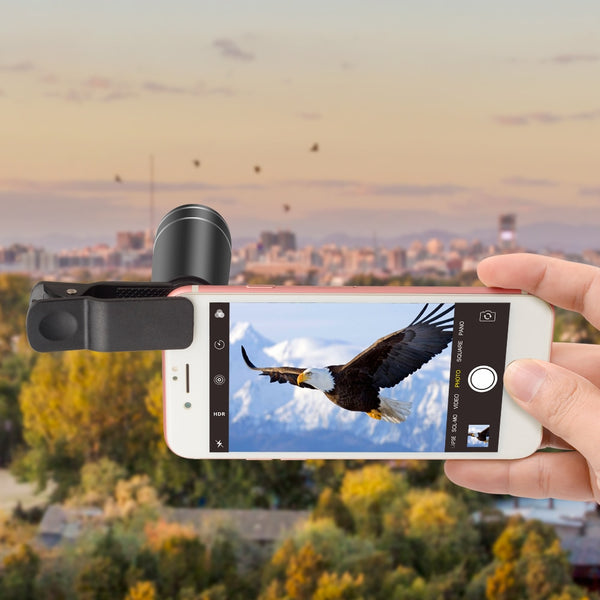 APEXEL 1 Set Lens 10 in 1 phone Camera Lens Kit
