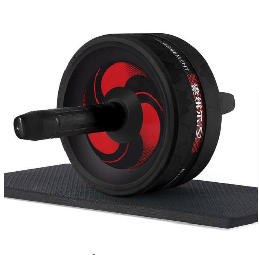 New 2 in 1 Ab Roller & Jump Rope HIIT