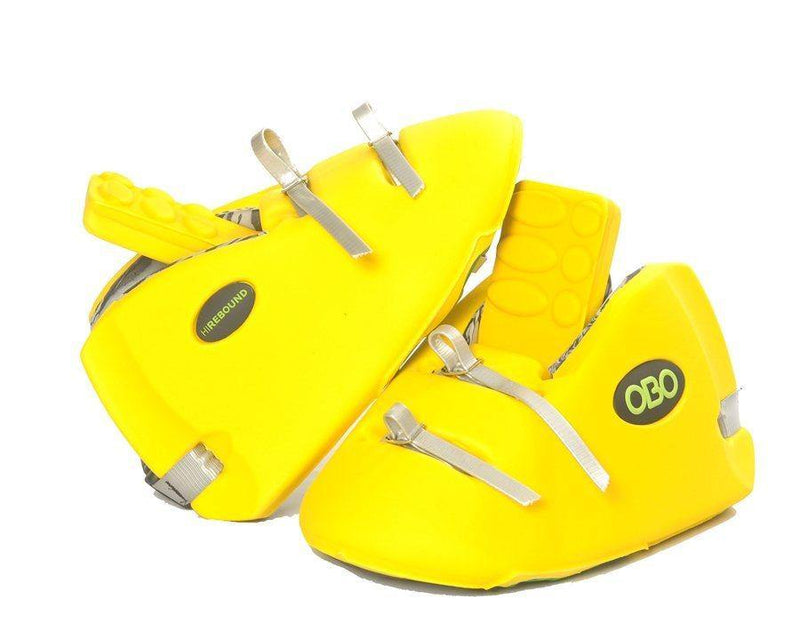 Hi Rebound Yellow Kickers