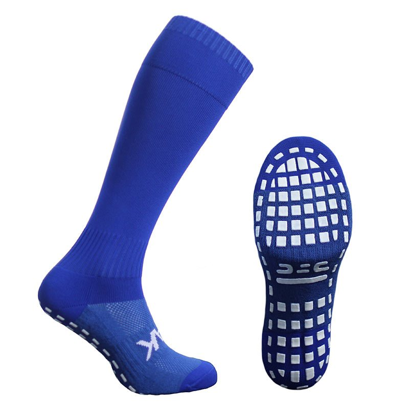 Non Slip Comfort Fit Sport Sock Royal Blue