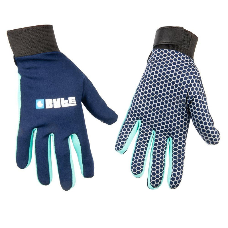 Skinfit Navy Gloves PAIR