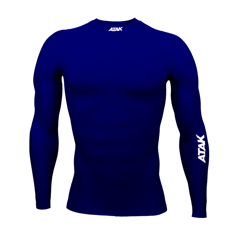 Unisex Compression Top Navy