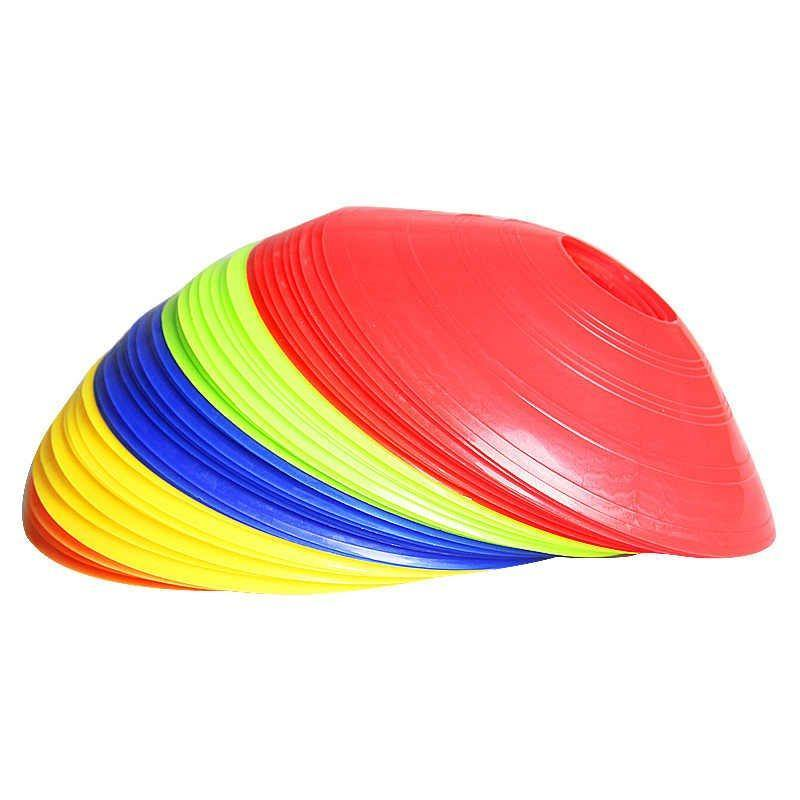 Precision Training 10 Cones 5 Colours