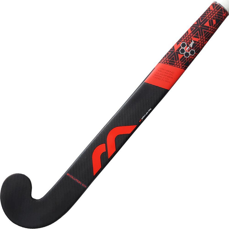 Mercian Hockey Evolution 0.4 DSH Red (2020)