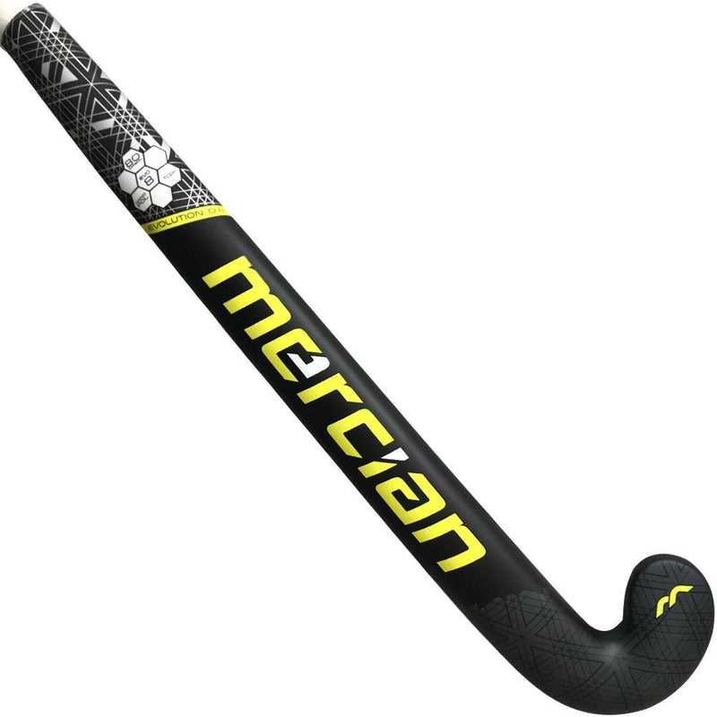 Mercian Hockey Evolution 0.8 ULT Black/Neon Jr. (2020)