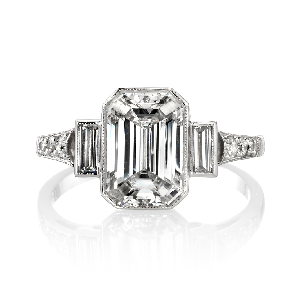 Single Stone Gretchen Engagement Ring