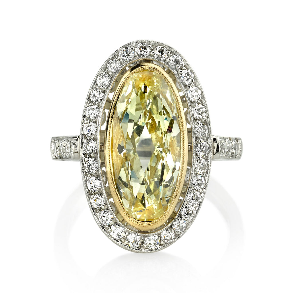 Single Stone Camille Diamond Engagement Ring