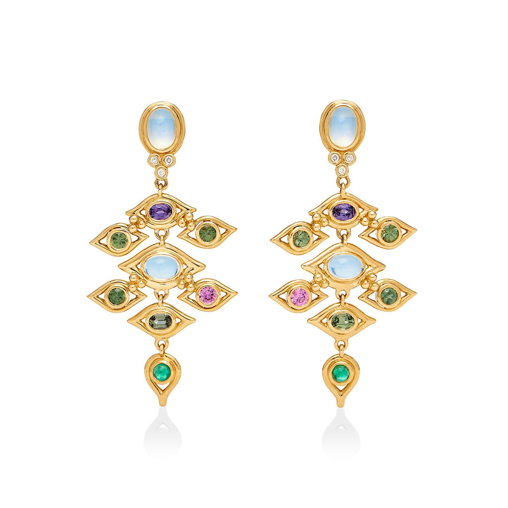 Temple St. Clair Campo de' Fiori Earrings