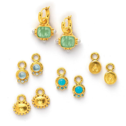 Elizabeth Locke Jewels Earring Charms