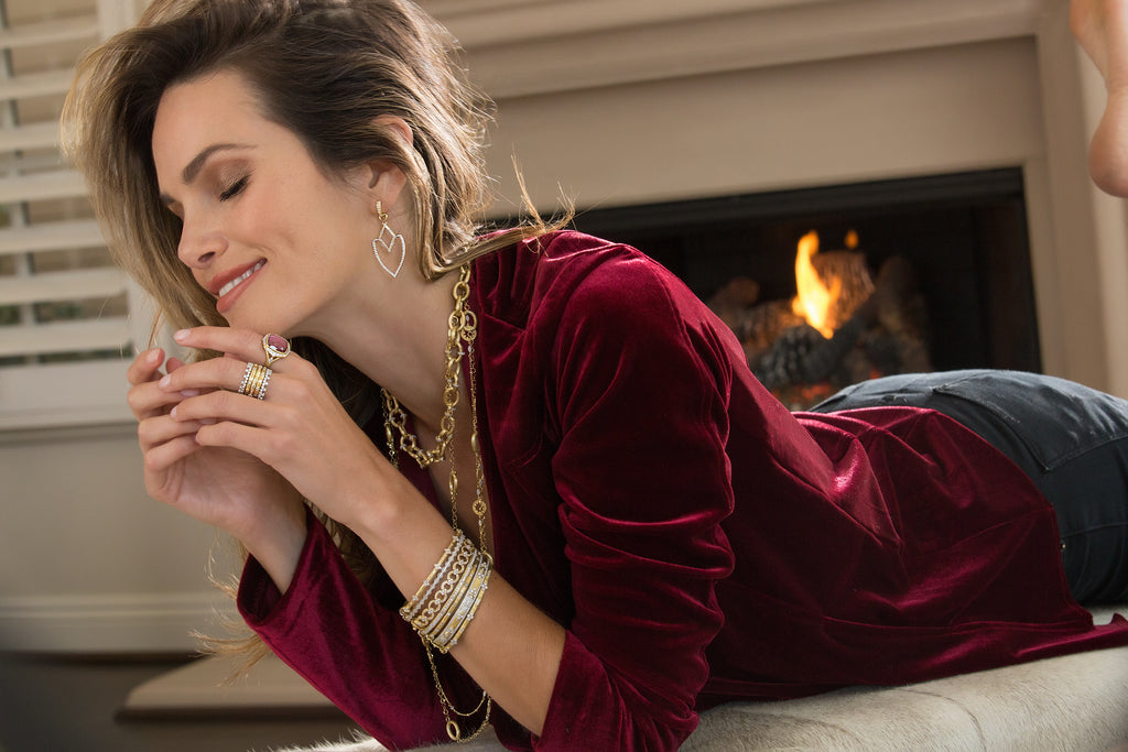 JudeFrances Valentine's Day Trunk Show Croghan's Jewel Box Charleston