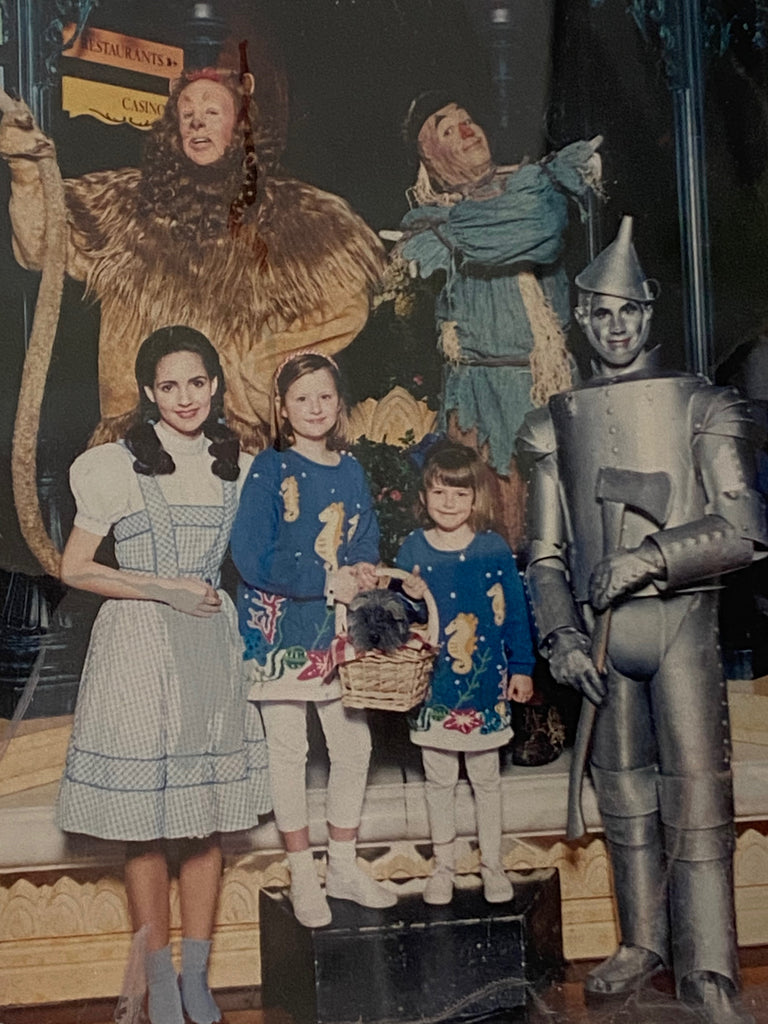 Auntie M  and The Wizard of Oz