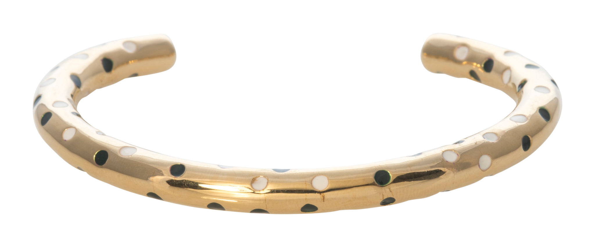 Goldbug Love On Top Dot Cuff