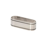 Estate Sterling Silver Oblong Napkin Ring