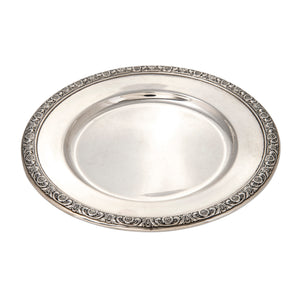 Estate Prelude International Sterling Silver Bread & Butter Plate