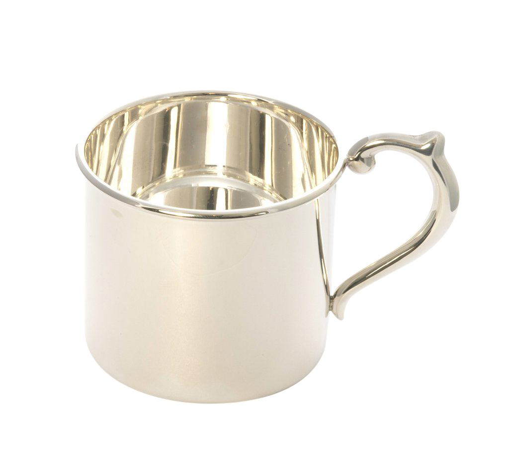 Classic Sterling Silver Baby Cup
