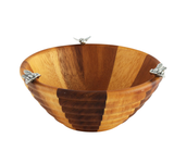 Beehive Small Salad Bowl