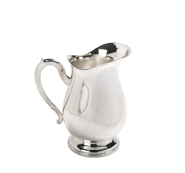 Silverplate Croise Pitcher
