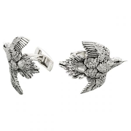 Grainger McKoy Dove Cufflinks