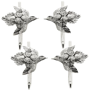 Grainger McKoy Dove Shirt Studs
