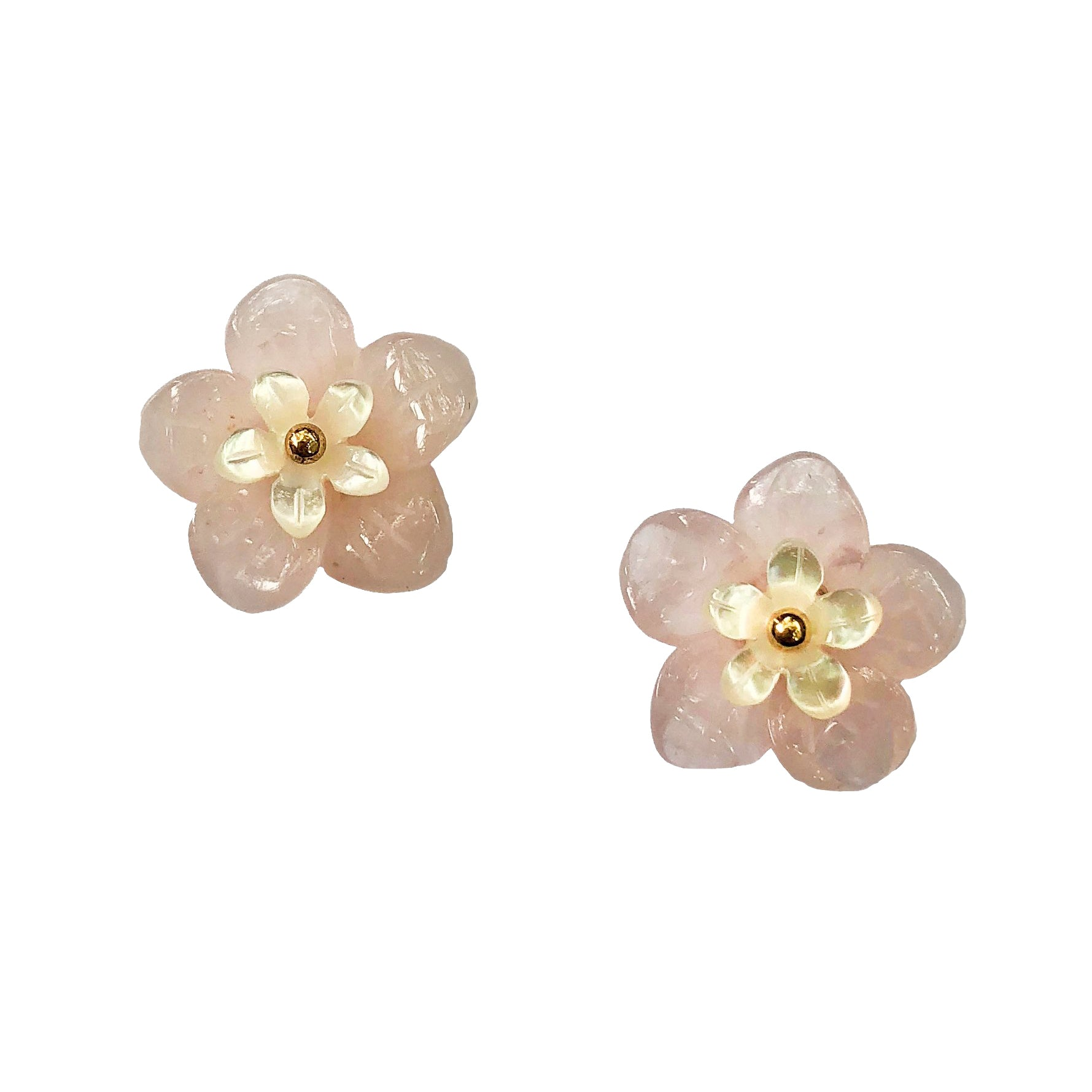 Chalmers Street Baby Flower Stud Earrings