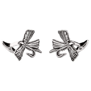 Grainger McKoy Fly Cufflinks