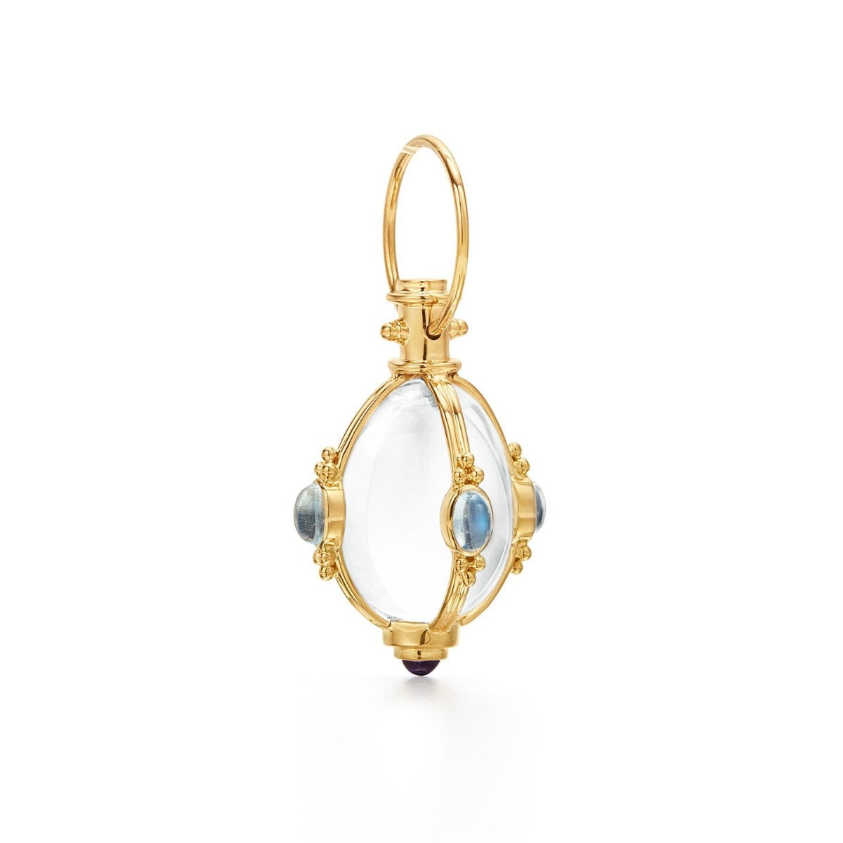 Temple St. Clair Classic Amulet with Moonstone