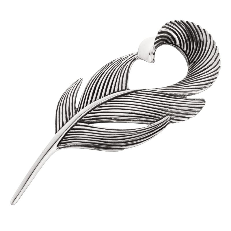 Grainger McKoy Mallard Feather Pin