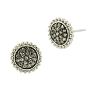 Freida Rothman Starburst Stud Earrings