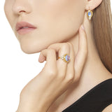 Temple St. Clair Classic Moonstone Earrings