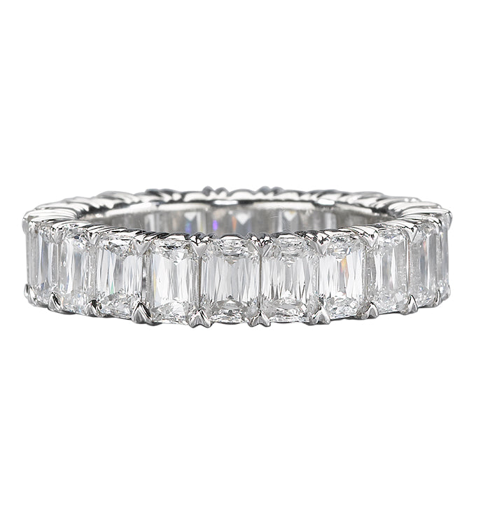 Christopher Designs Crisscut Diamond Eternity Band