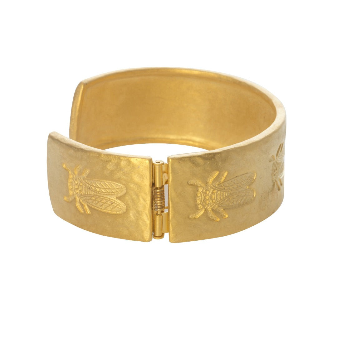 Goldbug Love Train Cuff