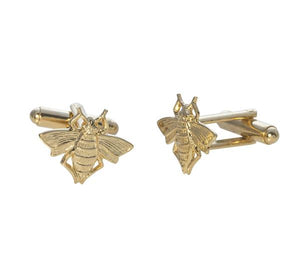 Goldbug Bee Cufflinks