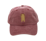Goldbug Charleston Brick Red Hat