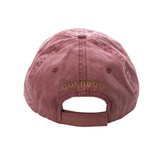 Goldbug Charleston Brick Red 'Goldbug' Hat