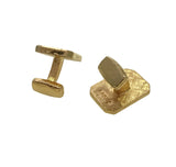Goldbug Crest Cufflinks